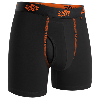Swing Shift Boxer Brief - OSU Black