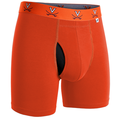Swing Shift Boxer Brief - UVA Orange