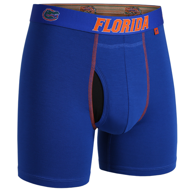 Swing Shift Boxer Brief - UF Blue