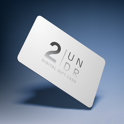 2UNDR Gift Card
