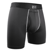 Power Shift Boxer Brief - Black
