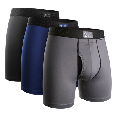 Power Shift Boxer Brief - Basics 3 Pack