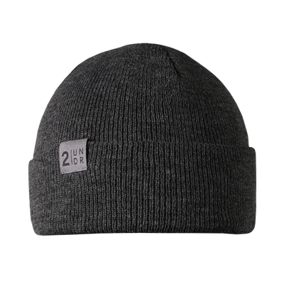 Duo Beanie - Charcoal