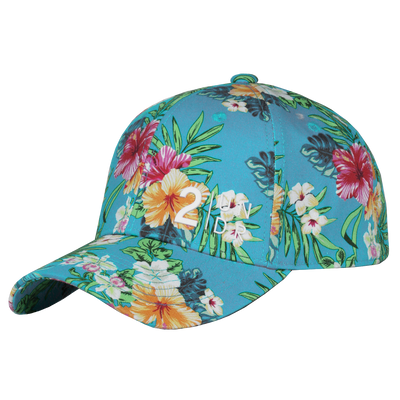 Snap Back Full Print Hat - Turks