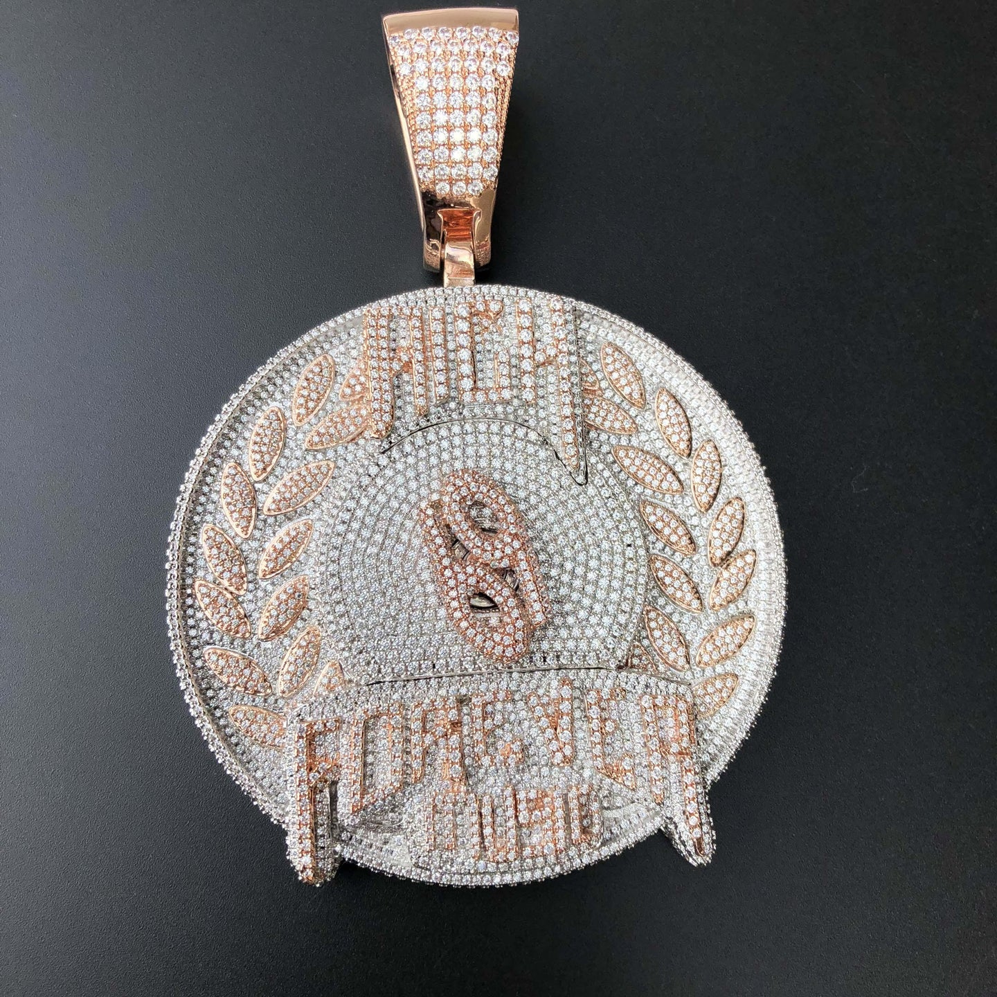 CUSTOM PENDANT « BIG DRIP »
