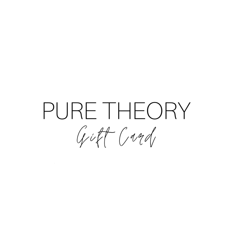 Pure Theory gift card