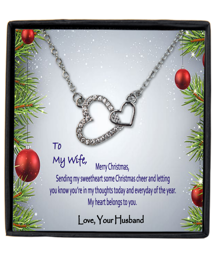 To My Wife - My Heart Belongs To You - Your Husband