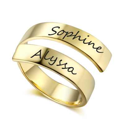 Women's Fashionable Personalized Ring