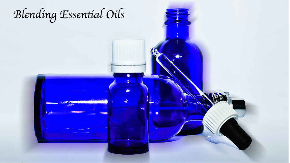 how to blend essential oils