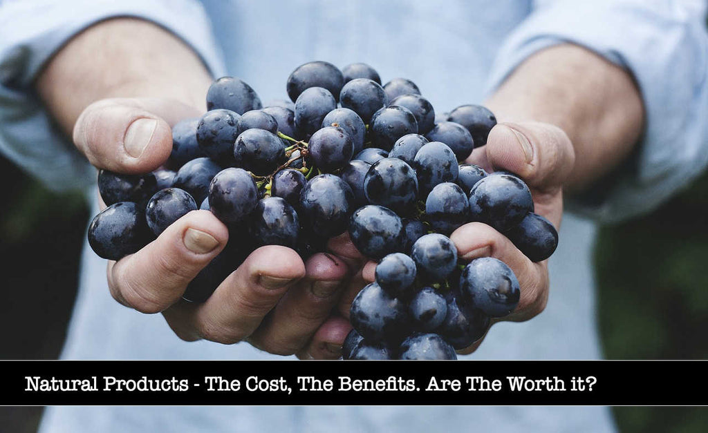 is natural organic or non-gmo foods and products worth the cost