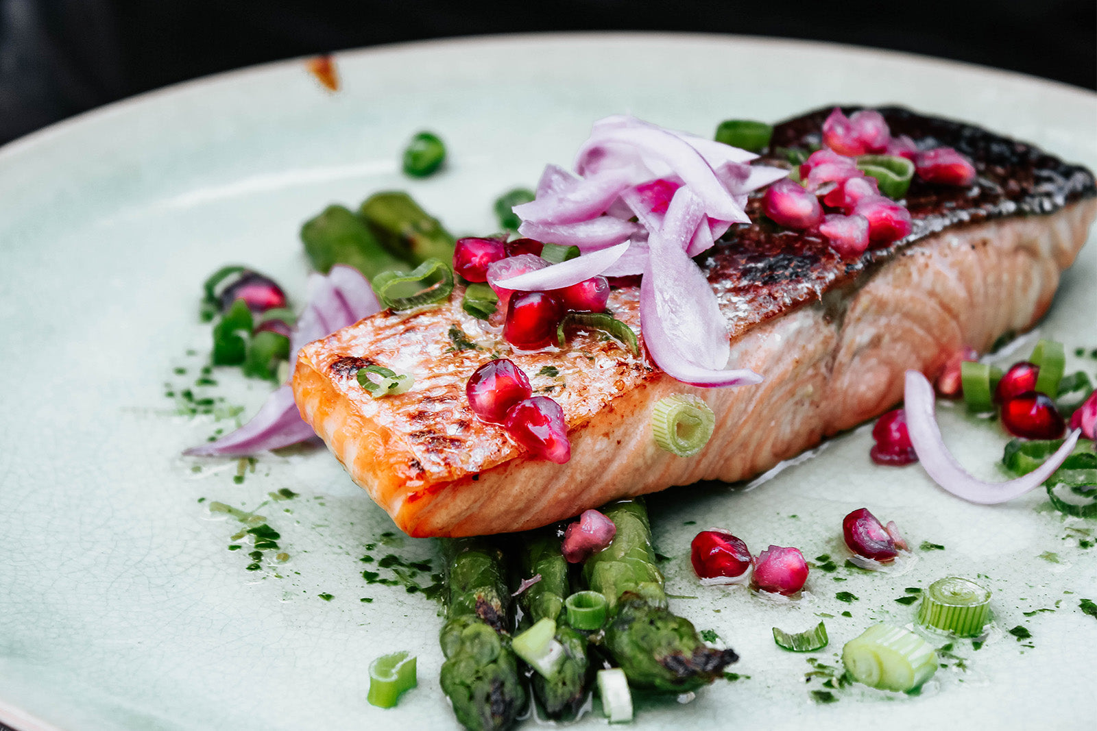 Why is Salmon so good for your skin?