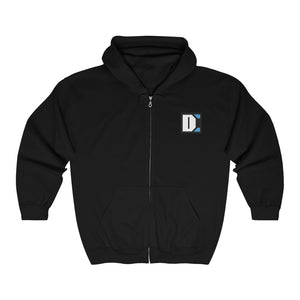 Destiny - Unisex Full Zip Hooded Sweatshirt - Destiny Store