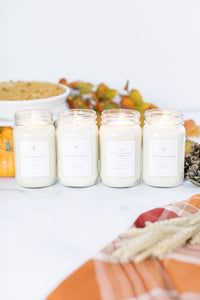 All natural handmade candles