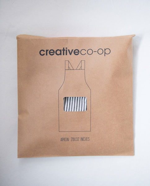 cotton apron packaging