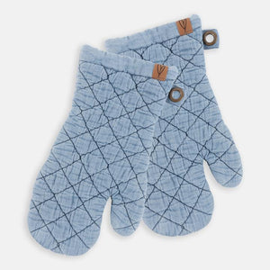 Set of 2 Oven mitts