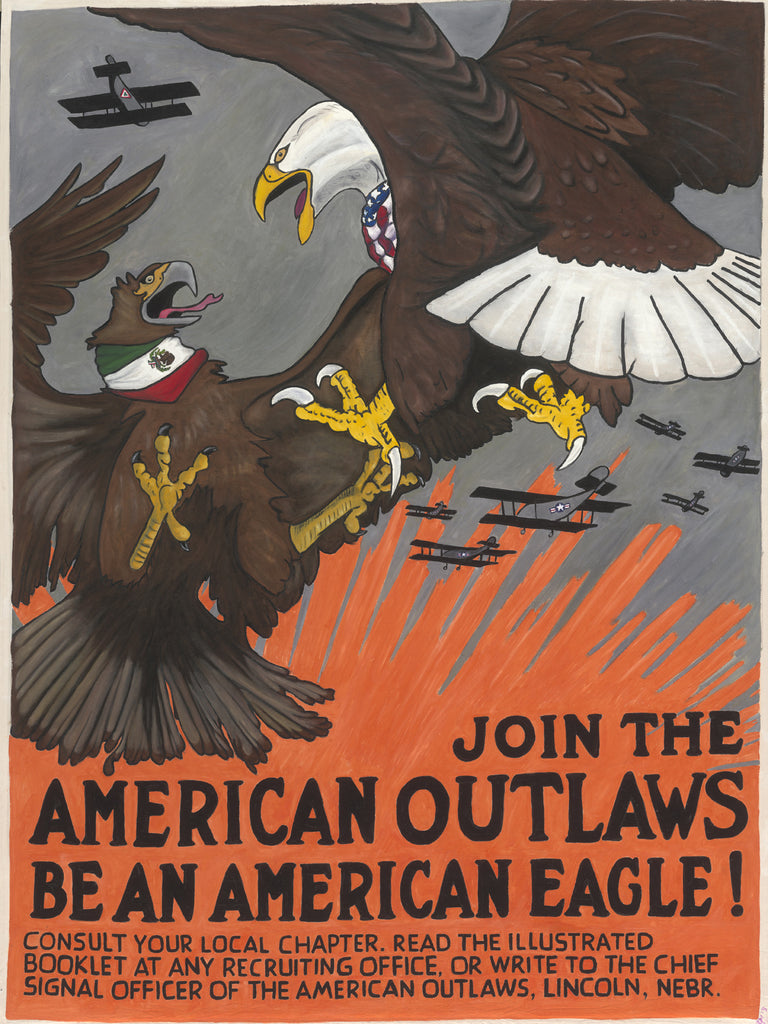 Be An American Outlaw