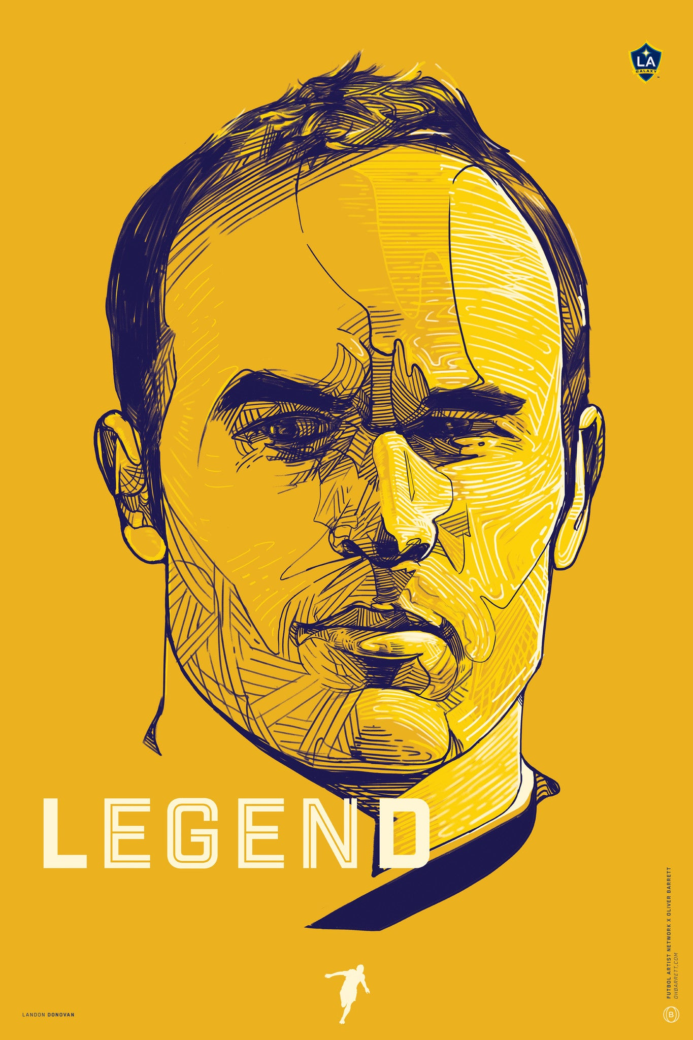 Landon Donovan - LEGEND Galaxy Version