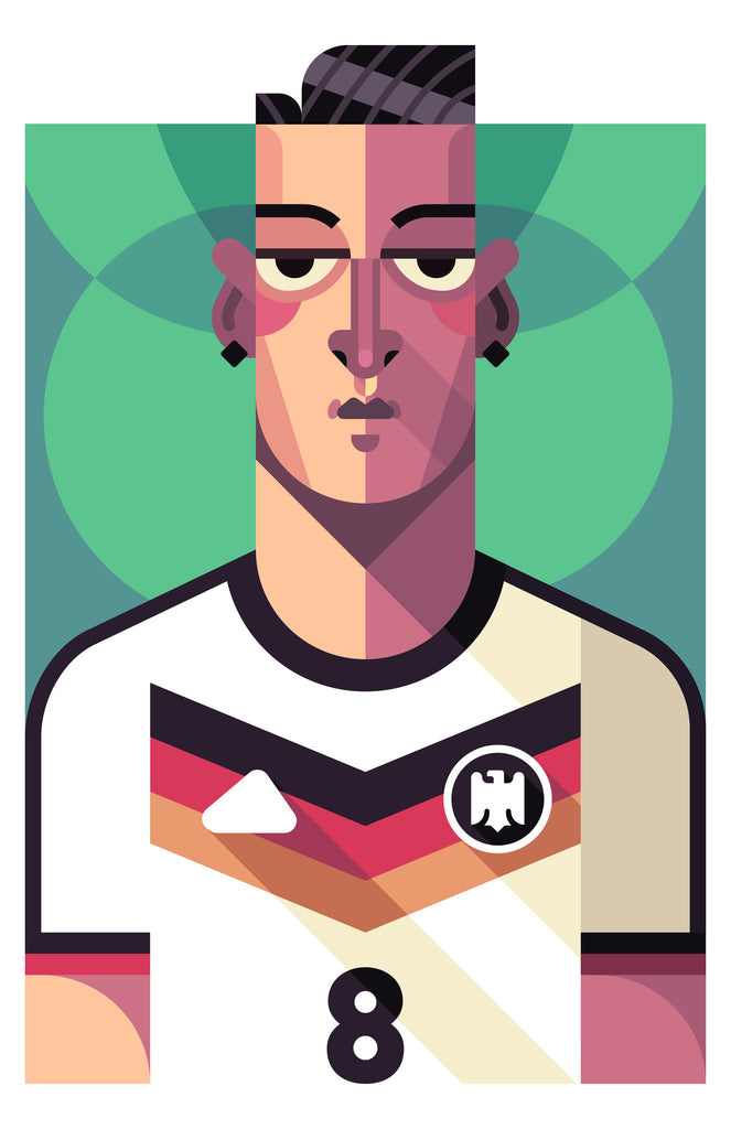 Ozil Germany