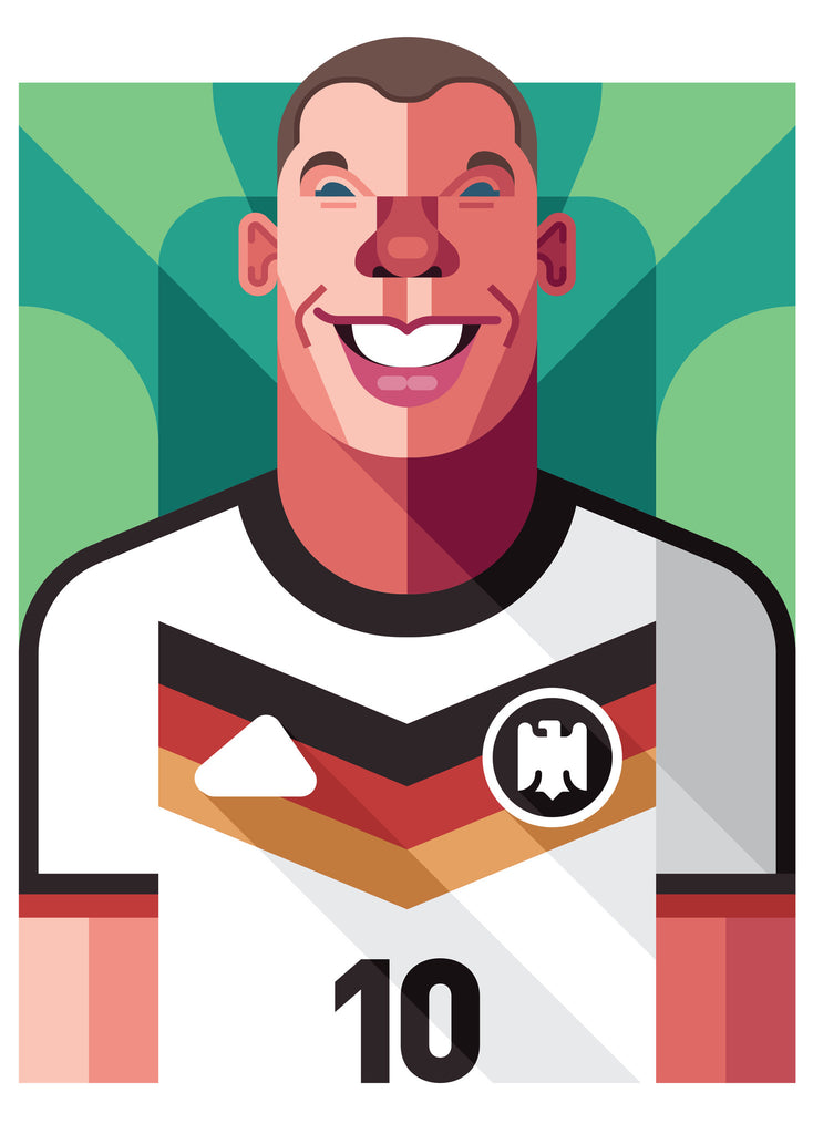 Podolski Germany