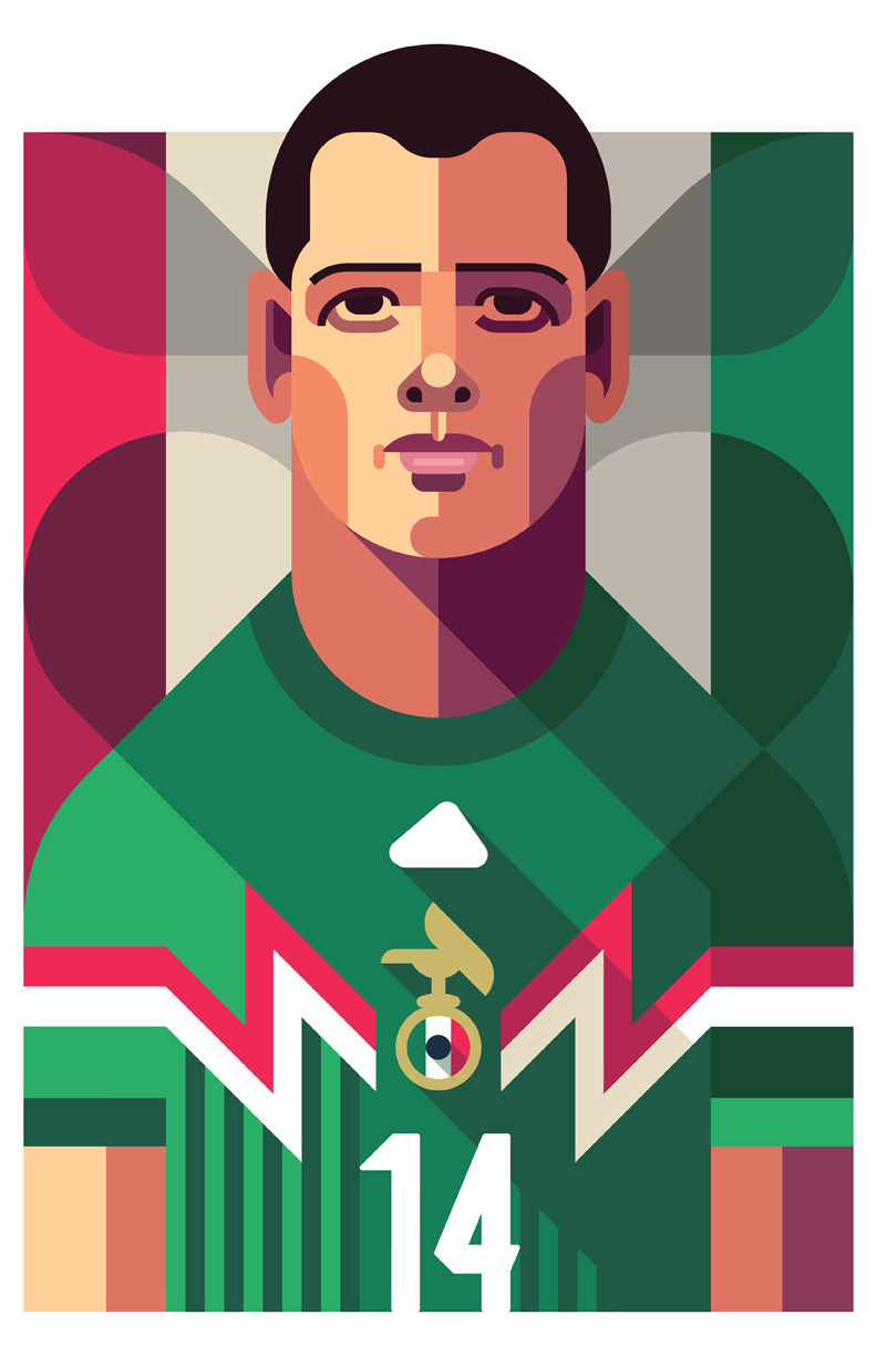 Chicharito - Mexico