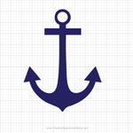 Anchor Svg Clipart