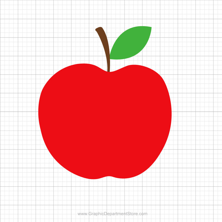 Apple Svg Clipart