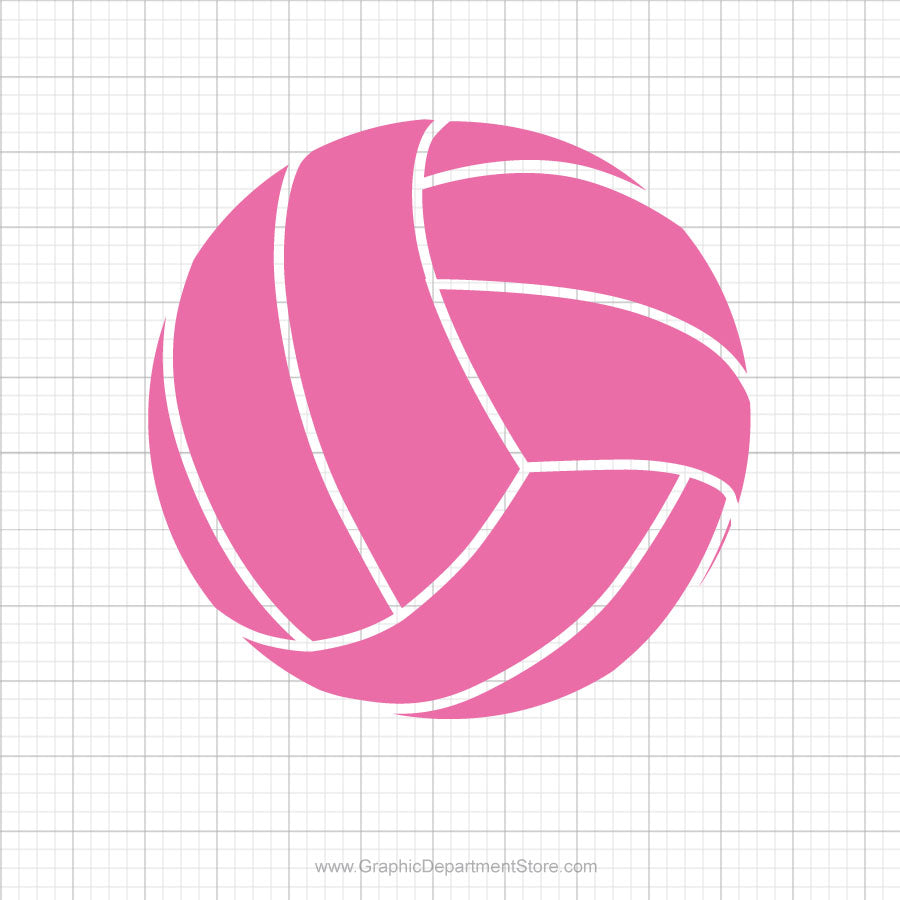 Volleyball Svg Clipart