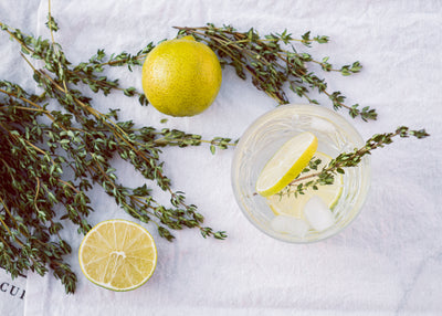 Thyme - The Newest Anti-Blemish and Anti-inflammatory Hero