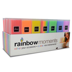 Display – Rainbow Slims