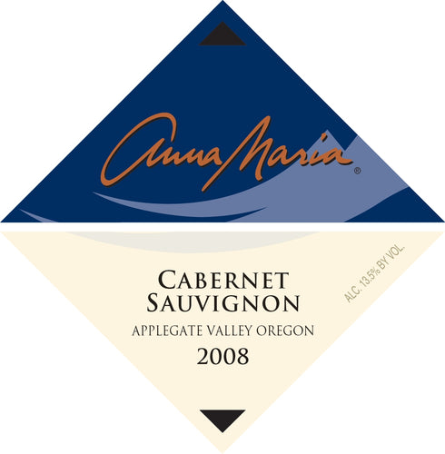 Valley View Cabernet Sauvignon bottle label