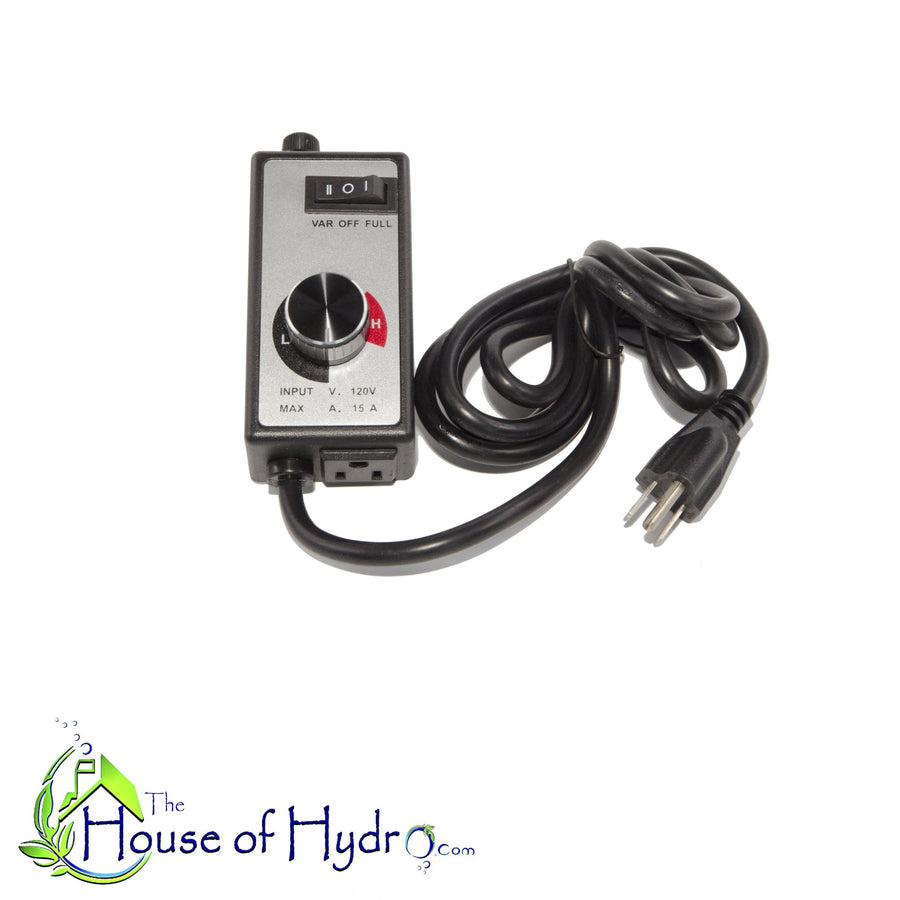 Mist Output Controller - The House of Hydro