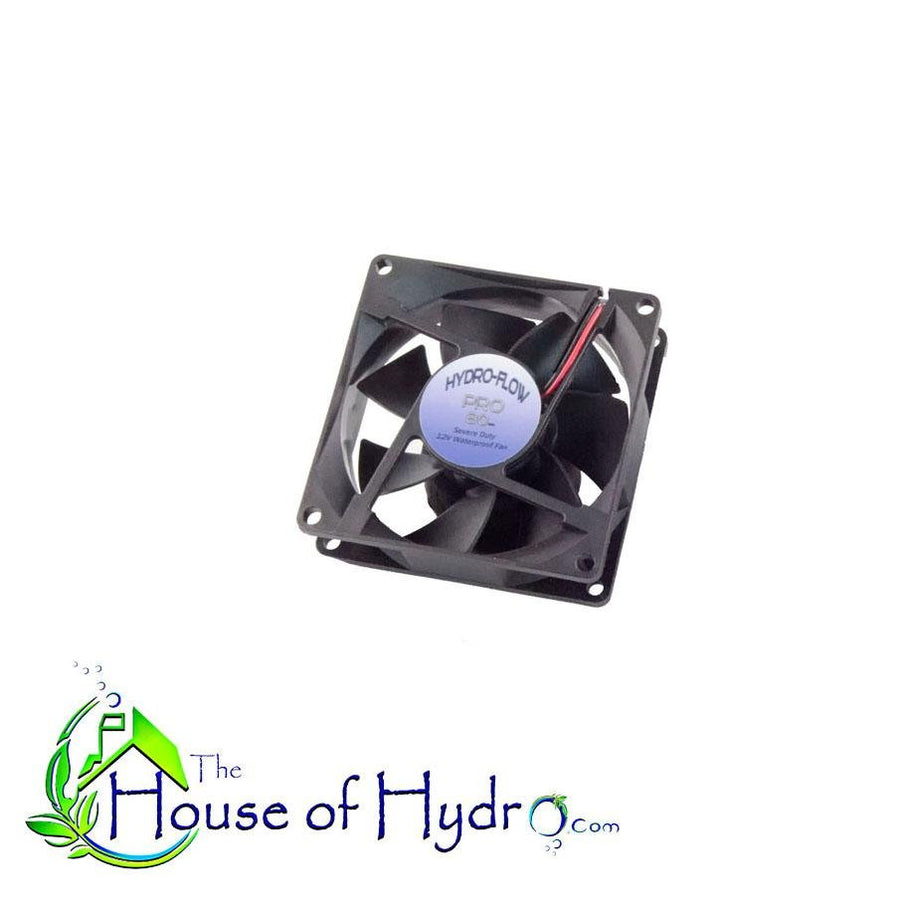 Replacement Parts - Fans and Humidistat Sensors - The House of Hydro
