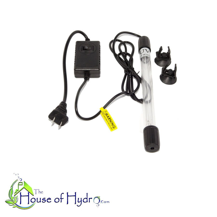 UV Reservoir Sterilizer - The House of Hydro