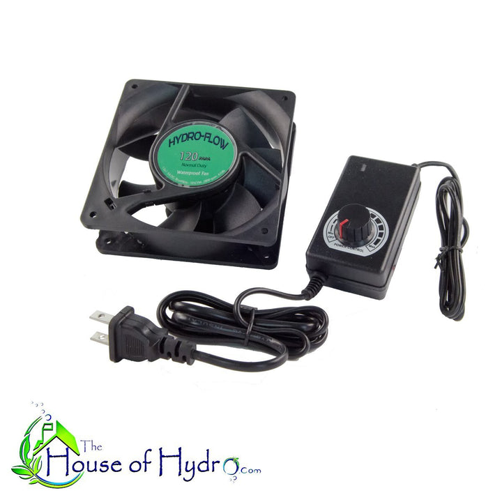 Waterproof Fan Kits - The House of Hydro