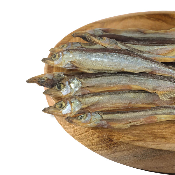 PanaC Dried Salted Capelin