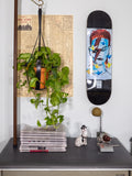 MEDIUM BLACK PLANT HANGER