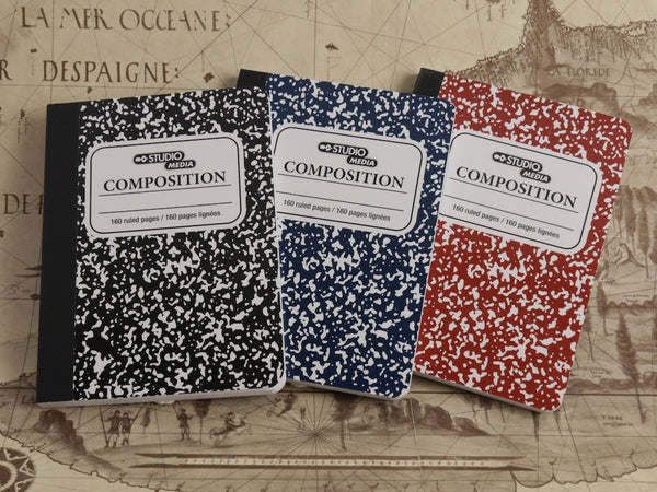 MINI COMPOSITION BOOK *