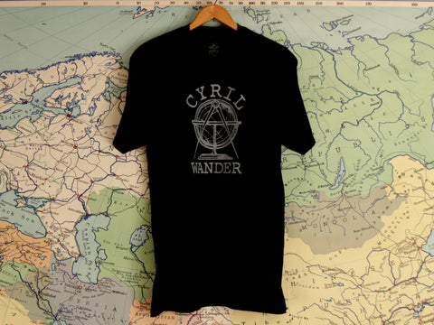 THE CYRIL WANDER T SHIRT