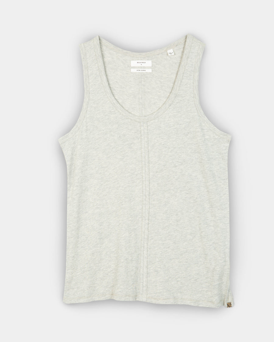 COTTON CASHMERE TANK