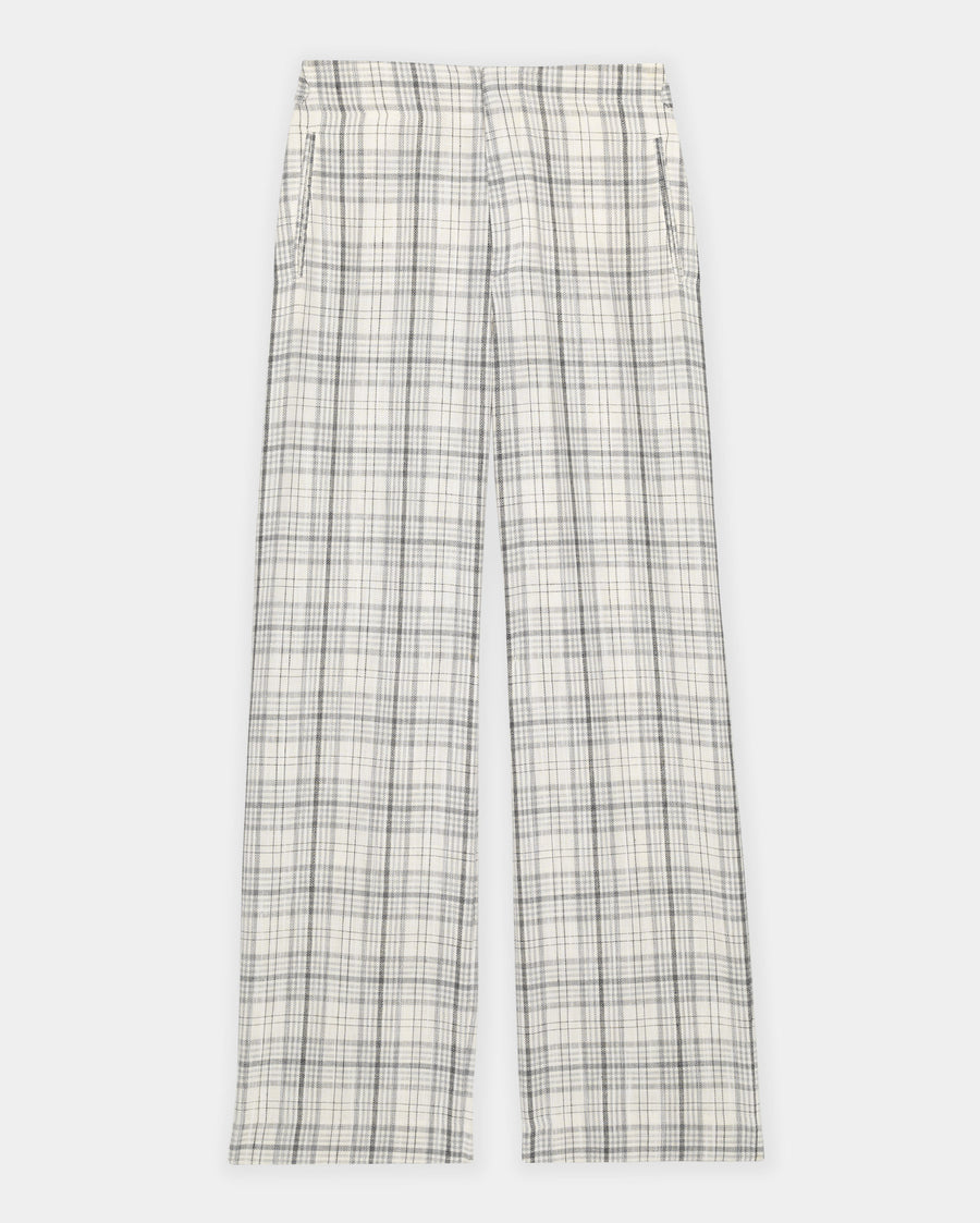 GABLE WIDE LEG TROUSER
