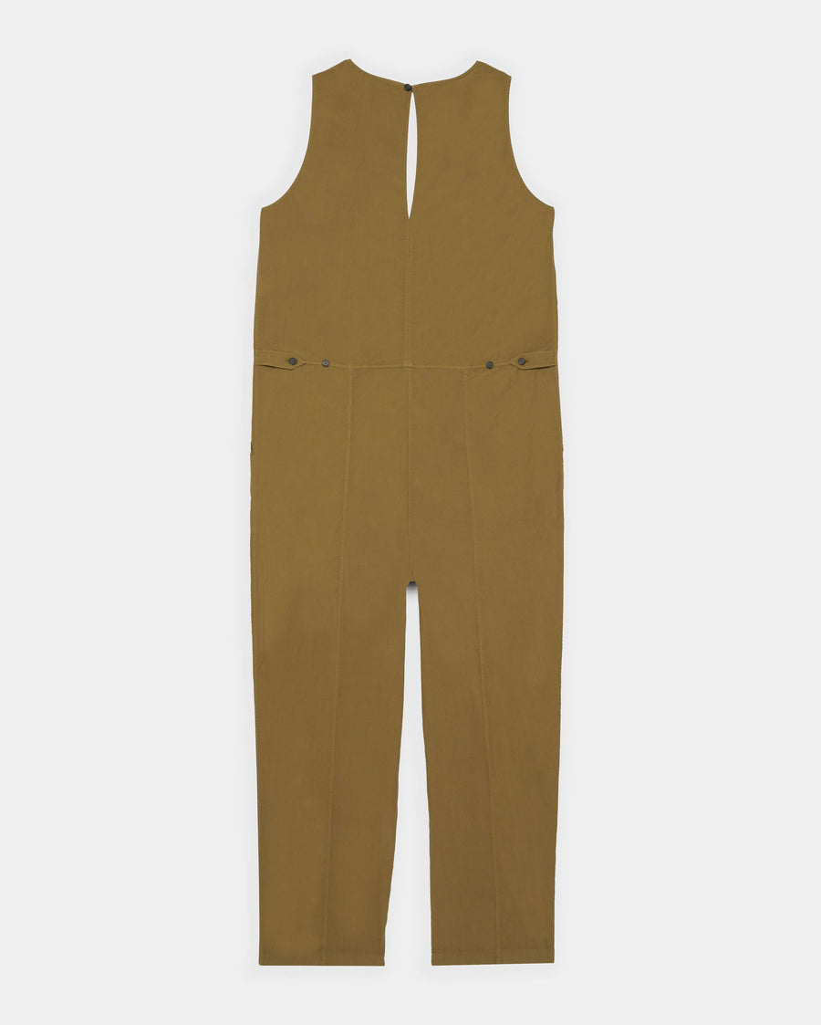 PANELED JUMPSUIT