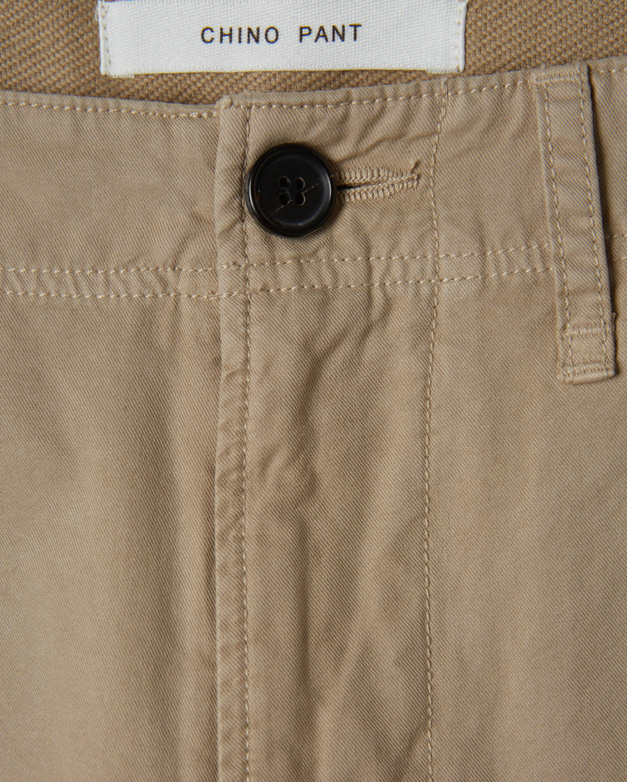 PIMA COTTON CHINO PANT