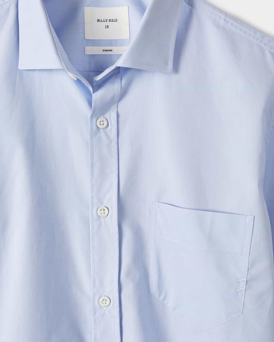 SEA ISLAND COTTON HOLT DRESS SHIRT