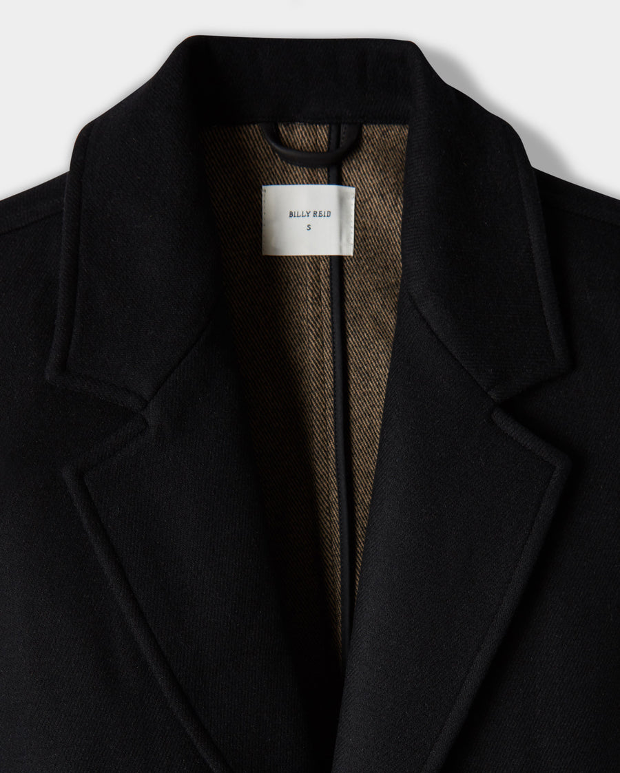 DOUBLE FACE OVERCOAT