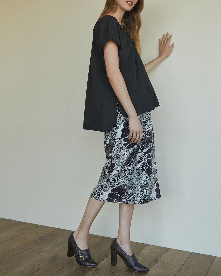 ROOST SILK SKIRT