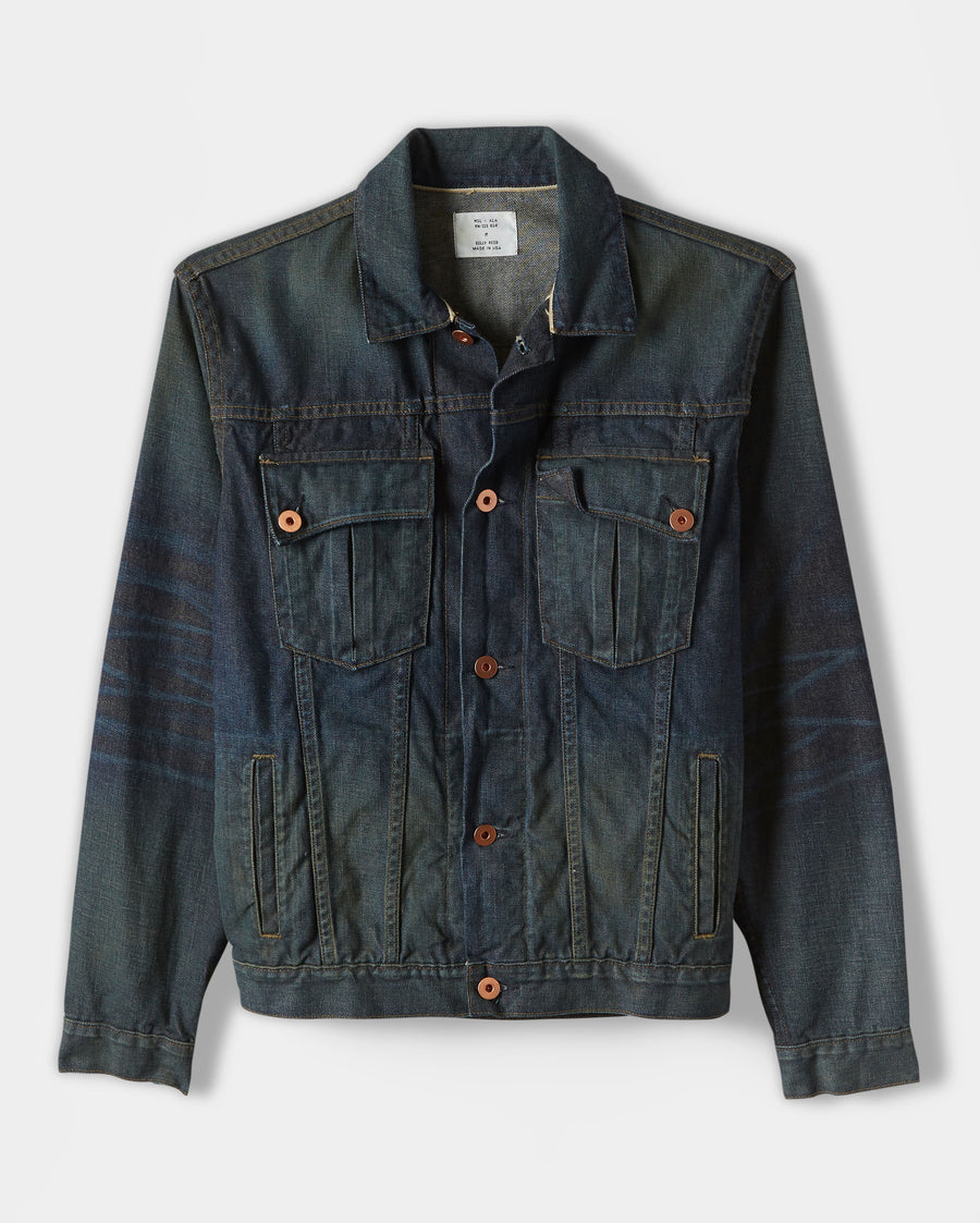 CLAYTON JACKET BILLYS WASH