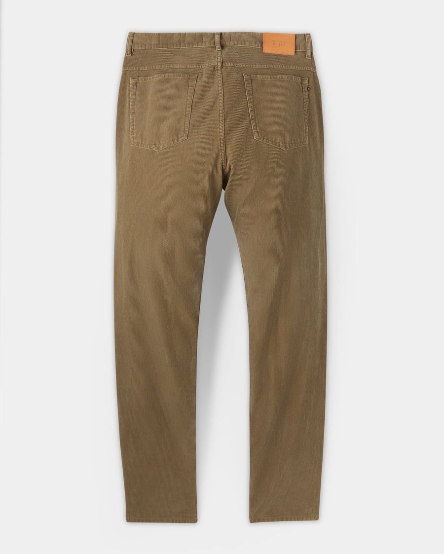 CORDUROY 5 POCKET PANT