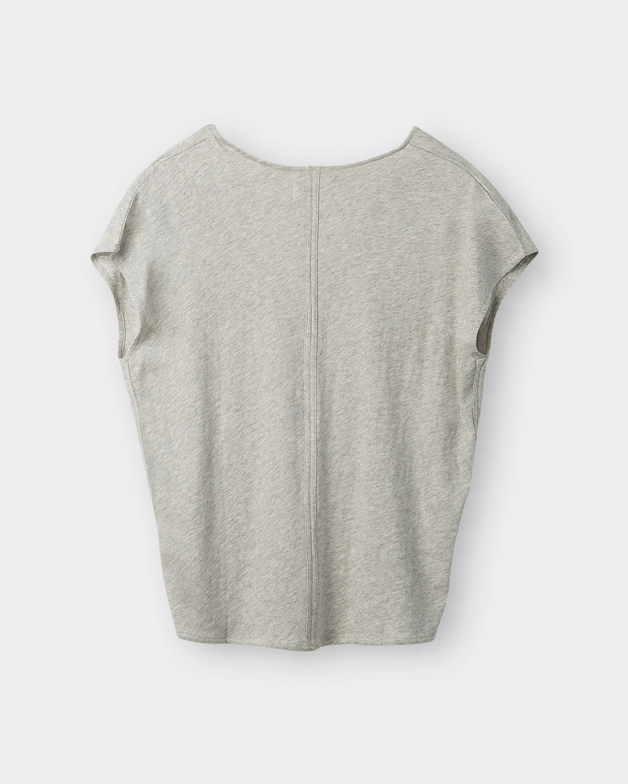 COTTON CASHMERE TEE