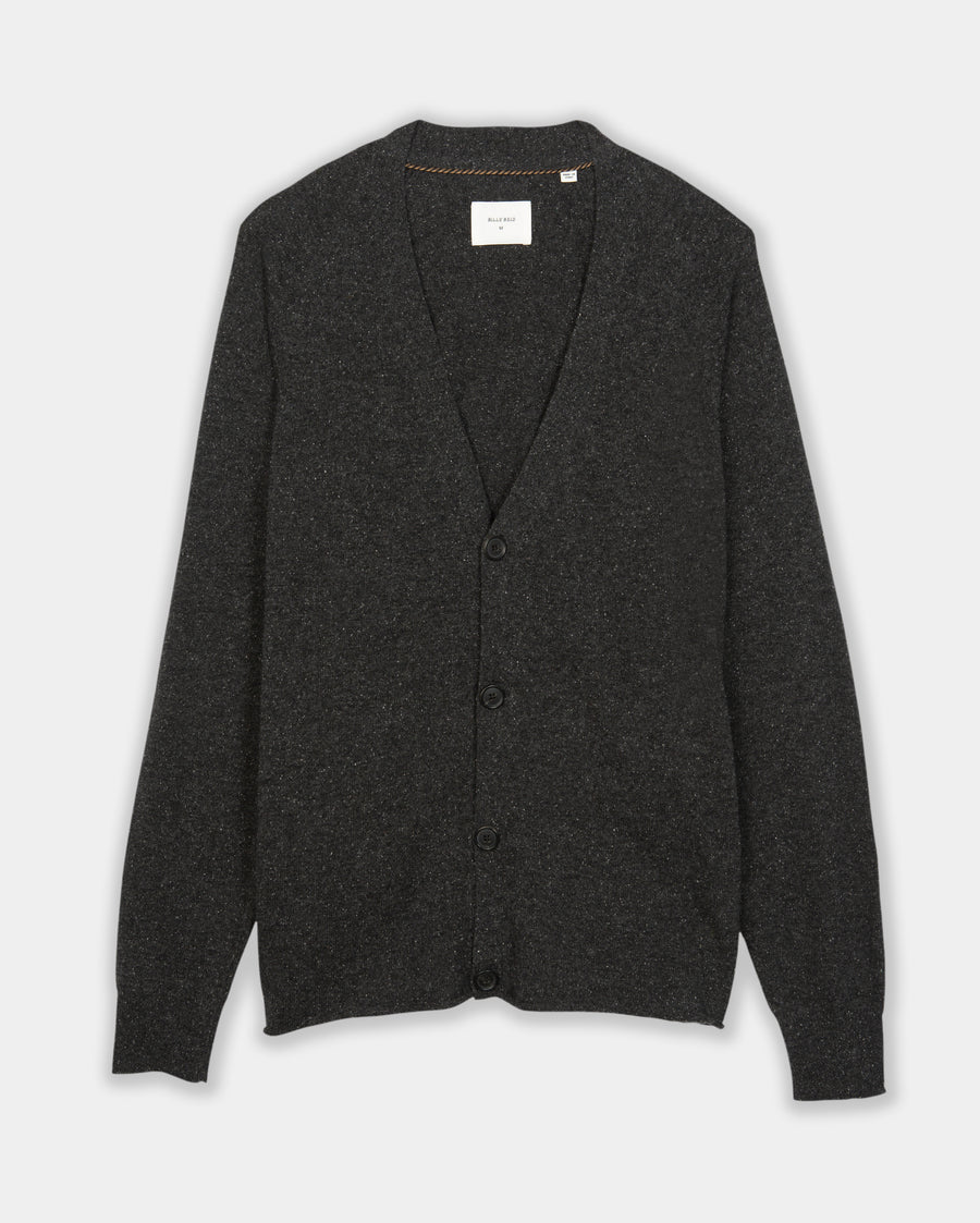 HEIRLOOM SADDLE CARDIGAN