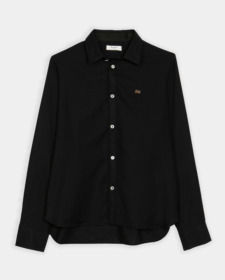 TAPED TWILL SHIRT
